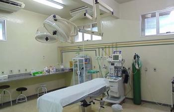 Hospital promove cursos e capacitação e prepara o  funcionamento de leitos semi-intensivos e isolamento