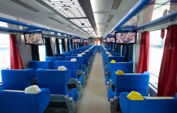 Guanduense está viajando com mais conforto: Vale  investe US$ 80 milhões na compra de novos vagões