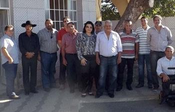 Encontro com representantes do DNIT discute problemas com a restauração da estrada MG-474