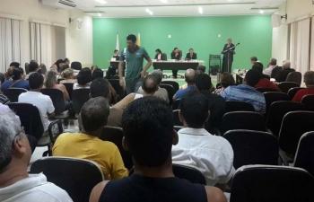 Câmara rejeita contas de Alaerte do ano 2005