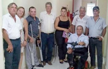 Vereadores visitam hospital e constatam melhorias