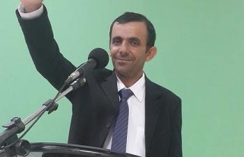 Flávio Araújo Pestana toma posse na Câmara de Aimorés