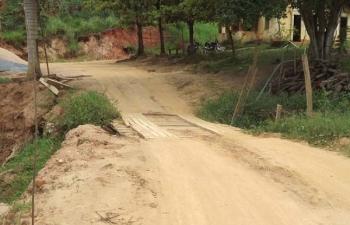 Localidade quer trocar limite territorial de Baixo Guandu para Laranja da Terra