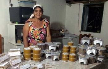 Associação de Alto Capim luta para concretizar o projeto de funcionamento da fábrica de doces