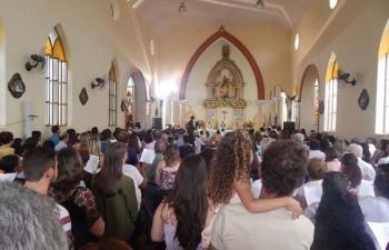 Paróquia Nossa Senhora do Carmo repudia ausência nas comemorações dos 100 anos da cidade de Aimorés