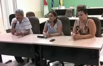 Deputada presta esclarecimentos sobre impacto ambiental no rio Doce