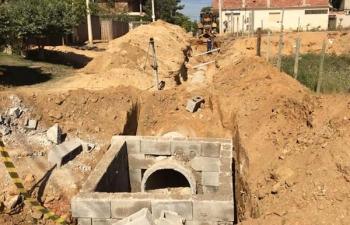 Vereadores aprovam crédito suplementar que garante a continuação da pavimentação do bairro São Pedro