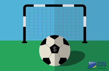 Pesquisa feita pelo SPC Brasil, revela que orçamento de torcedores é prejudicado por gastos com futebol.