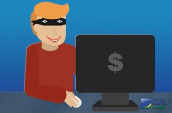 Quadrilhas vendem dinheiro falso pela internet