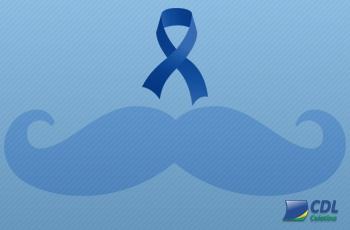 Novembro Azul: Conscientização da saúde do homem.