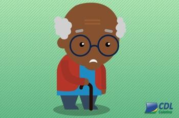 Segundo pesquisa do SPC Brasil, três em cada dez idosos sentem falta de produtos voltados para a terceira idade