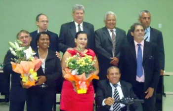 Câmara homenageia as mulheres de Aimorés pela passagem do seu dia