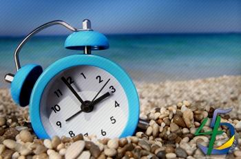 Com fim do horário de verão, relógios deverão ser atrasados no domingo