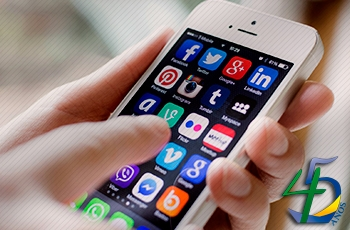 Sua empresa tem boa presença nas redes sociais?