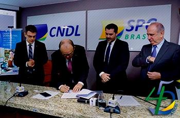 """CNDL e Caixa lançam o programa para financiamento """"Avança Varejo"""""""