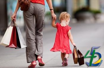 Vendas no dia das Crianças crescem 3%