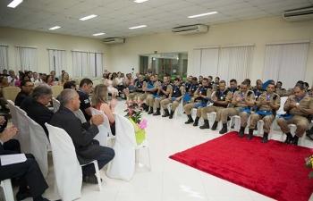 Câmara de Aimorés homenageia Polícias Civil e Militar pelo excelente trabalho no combate à criminalidade na região