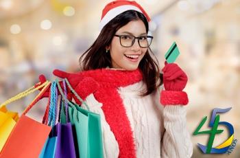 Metade dos consumidores irão usar o 13º nas compras de Natal