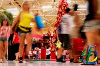 11,5 milhões de consumidores devem fazer compras de última hora neste Natal