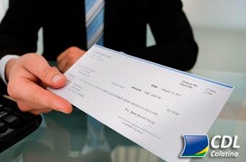 Novo sistema de compensação de cheques começou a valer esse mês