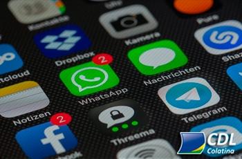 Redes sociais são importantes na divulgação de marcas