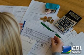 Atraso na quitação de empréstimos deixou 35% dos consumidores negativados