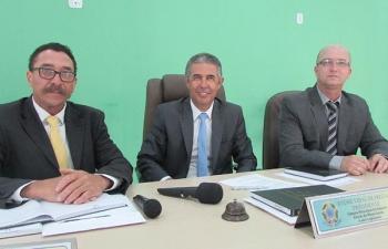 Presidente André quer dinamizar comunicação da Câmara com a população de Aimorés