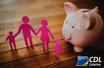 Cresce o número de brasileiros que conversam sobre o orçamento familiar em casa