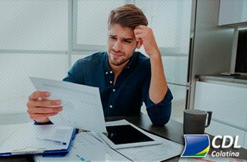 87% dos entrevistados alegam ter recebido algum tipo de cobrança de dívidas negativadas