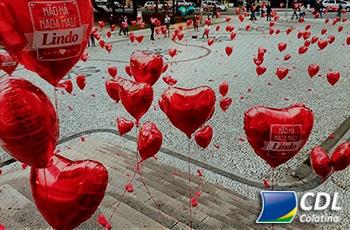 Seis em cada dez brasileiros devem ir às compras no Dia dos Namorados, gasto médio deve ser menor que em 2018