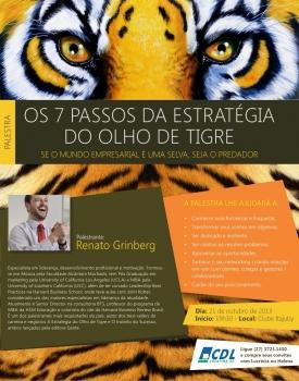 Os  7 Passos da Estratégia do Olho de Tigre