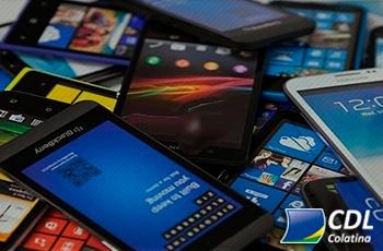 Smartphones e eletrônicos lideram compra de produtos usados pela internet nos últimos 12 meses