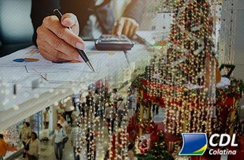 Um terço dos brasileiros que pretende ir às compras no Natal possui contas em atraso