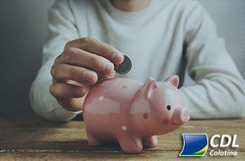 Guardar dinheiro é a principal meta financeira do brasileiro para 2020