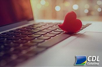 Dia dos Namorados também vai ser na base do e-commerce
