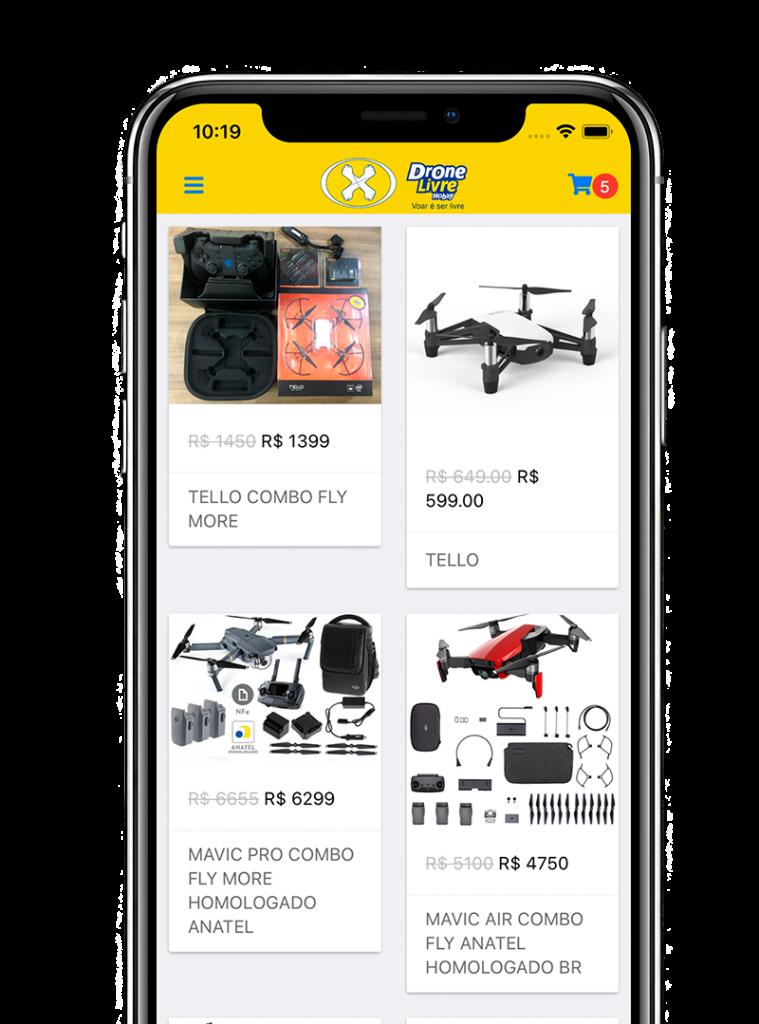 mockup-iphonex-drone